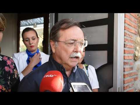 Mensaje de Juan Vivas, presidente de Ceuta, en víspera del 1 O