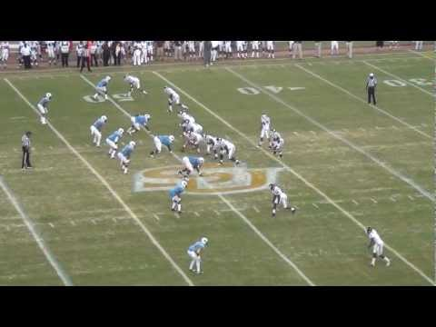 Rudy Johnson 29 yard run in 2nd quarter