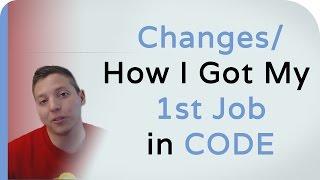 How I Got My First Job in Web Development
