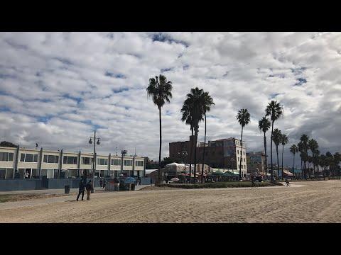 NÃO CURTI VENICE BEACH (Los Angeles - Califórnia) ao vivo