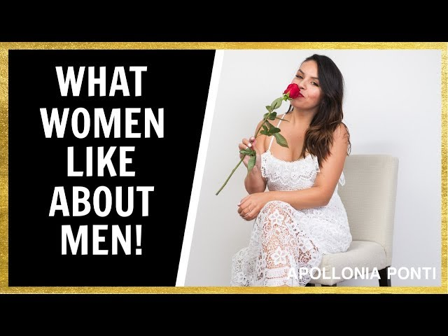 What Women Like About Men | 5 Things They Notice Right Away!