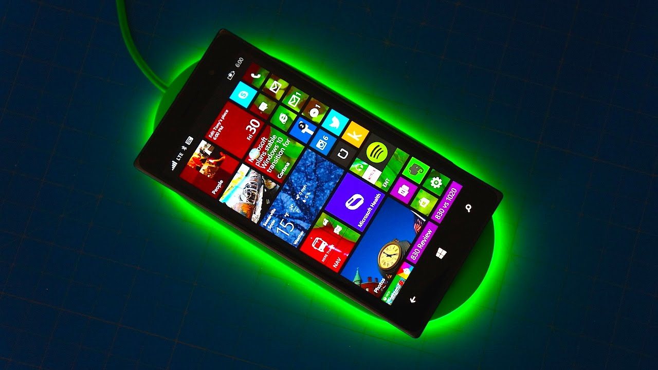 Microsoft DT-903 Review: Wireless Charging is Brighter Than Ever ...