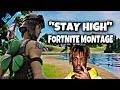 Juice WRLD - Stay High (Fortnite Montage)