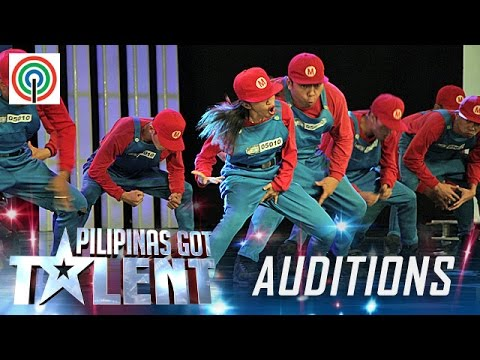 Pilipinas Got Talent Season 5 Auditions:  Don Juan - Dance Group