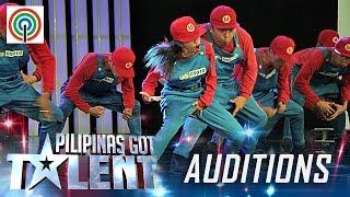 Pilipinas Got Talent Season 5 Auditions:  Don Juan - Dance Group