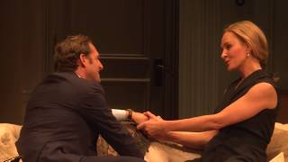 Uma Thurman Broadway Theatre Review: Two On The Aisle with Gross & Blake