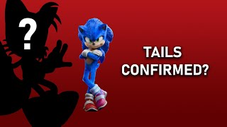 Is Tails in the new Sonic The Hedgehog Movie?