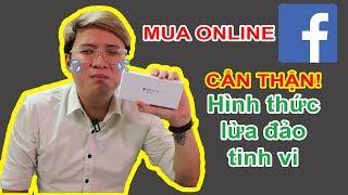 (1) Hình thức lừa đảo MUA HÀNG ONLINE trên FACEBOOK - Và cách kiểm tra cửa hàng lừa đảo!