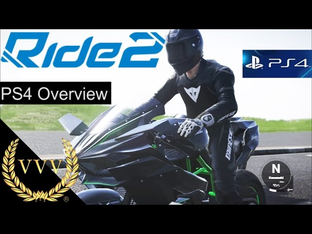 Ride 2 PS4 Overview