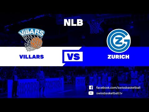 NLB - Day 4: Villars vs. Zürich