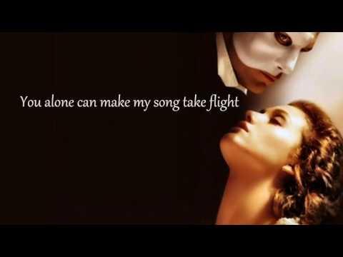 The Music of the Night - The Phantom of the Opera (2004) Lyrics