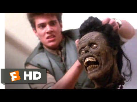 Return of the Living Dead Part II (1988) - Zombie Head Scene (4/10) | Movieclips