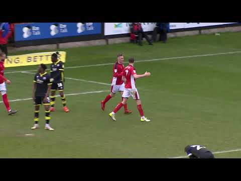Crewe Alexandra 6-1 Crawley Town: Sky Bet League Two Highlights 2018/19 Season