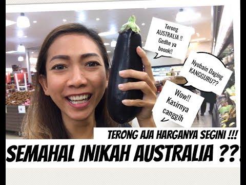 Belanja di Supermarket di AUSTRALIA