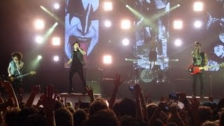 "Fall Out Boy - ""Save Rock and Roll"" and ""Thnks Fr Th Mmrs"" (Live in Los Angeles 6-13-13)"