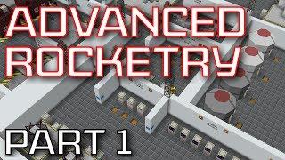 Advanced Rocketry Mod Spotlight - Part 1: Machines