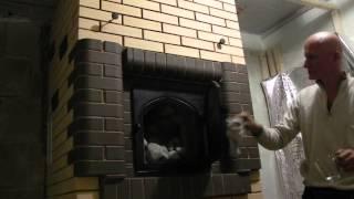 видео Порядовка банной печи Кузнецова – полная схема