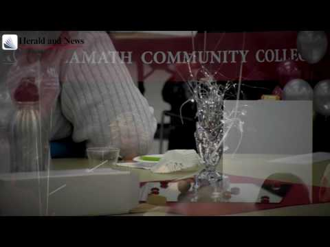 Klamath Community College 20th anniversary celebration 10-28-2016