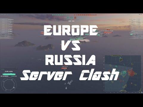 EU vs RU Server Clash Tournament! Top Teams Facing Each Other! [Casting]