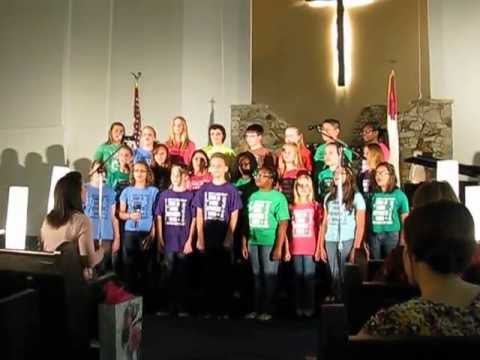America the Beautiful — Fort King Middle School Choir