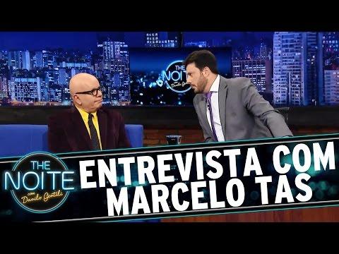 The Noite (05/01/16) - Entrevista Com Marcelo Tas