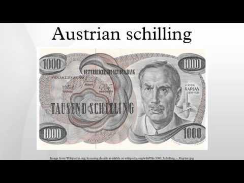 Austrian schilling