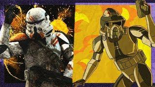 Why Clone Trooper Armour was Secretly Genius