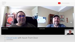 Cloud Scale with Azure Front Door