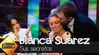 Descubrimos uno de los mejores secretos de Blanca Suárez como cantante - El Hormiguero 3.0