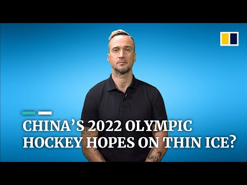 Does China's ice hockey squad face an Olympic-sized embarrassment at 2022 Winter Games in Beijing?