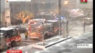 видео Великий чикагский пожар