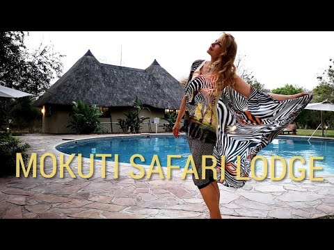 Luxury MOKUTI SAFARI LODGE ETOSHA PARK NAMIBIA by Adeyto & Huawei P20 PRO 📲