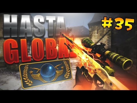HOLA HACKERS - Road to Global Elite CS:GO