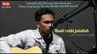 Download lagu Hasbi rabbi jalallah|| Live cover gitar ari abos