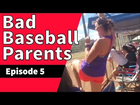 Baseball Parents Show Their True Colors by Yelling, Screaming & Complaining in Dissatisfaction