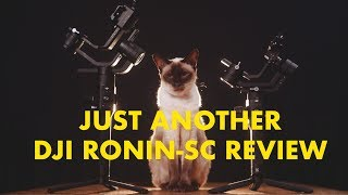 Just another DJI Ronin SC review