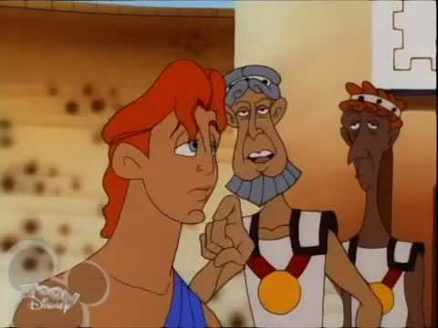 Hercules And The Big Games