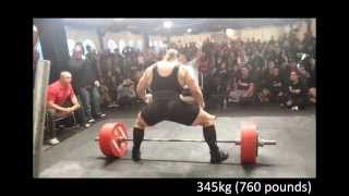 Dan Green goes 985kg@109kg GPC Australia