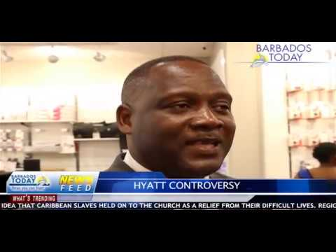 BARBADOS TODAY  AFTERNOON UPDATE - April 20, 2017