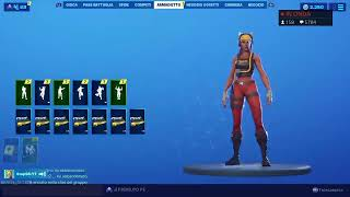 SERVER PRIVATI CONTEST REGALO SKIN - COD: STEP98_YT - LIVE FORTNITE ITA