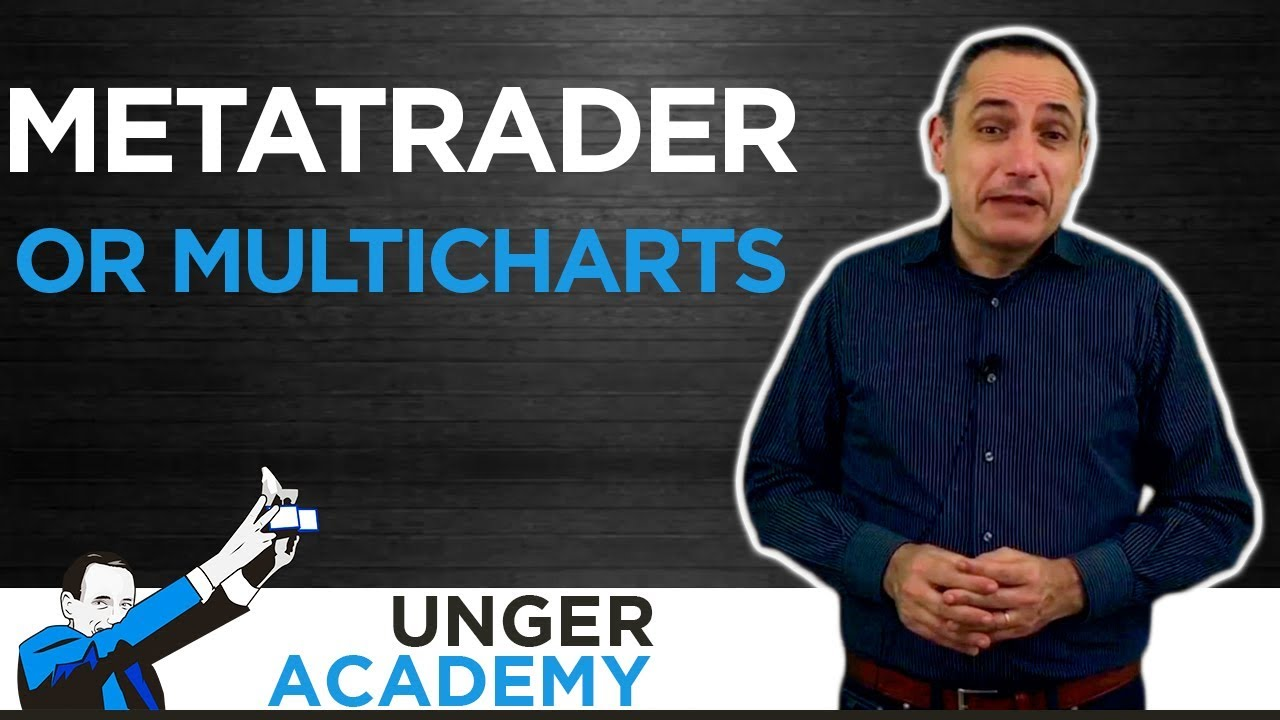 Metatrader Or Multicharts Youtube