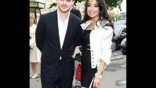 Leyla Aliyeva and Emin Agalarov   Lovely couple