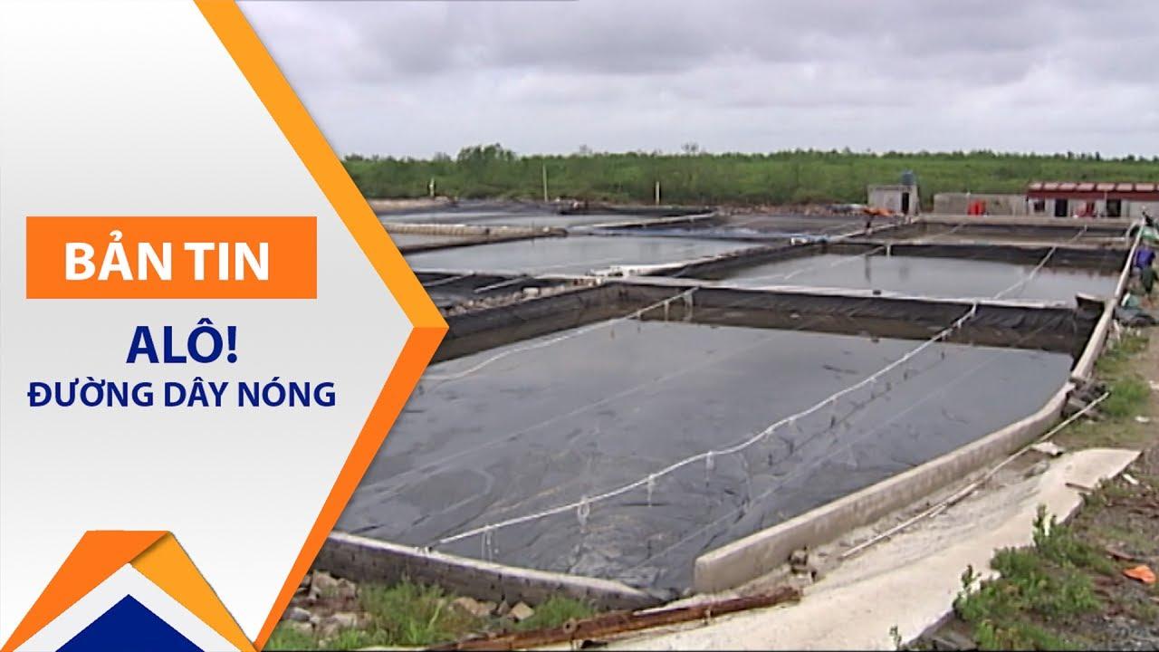 Ninh Bình: Bát nháo công tác quản lý đất bồi | VTC1