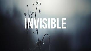 "(SAD HARD)x PIANO x Dramatic Rap HIP HOP Beat - ""INVISIBLE"" | 106 BPM"