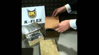 Шумоизоляция, Звукоизоляция K-FLEX K-FONIK(Эффективность звукоизоляционного материала K-FLEX K-FONIK., 2011-12-15T05:34:15.000Z)