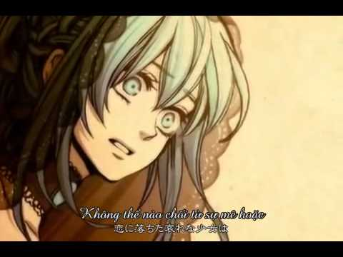 [Vnsharing] Rin,Len,Miku -  Alluring Secret - Black Vow [vietsub]