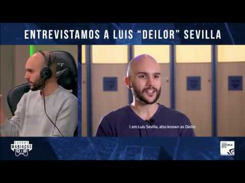 "Entrevistamos a Luis ""Deilor"" Sevilla"