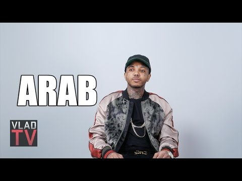 Arab on Soulja Boy Claiming Piru: He's Been a Gangster Since I've Known Him