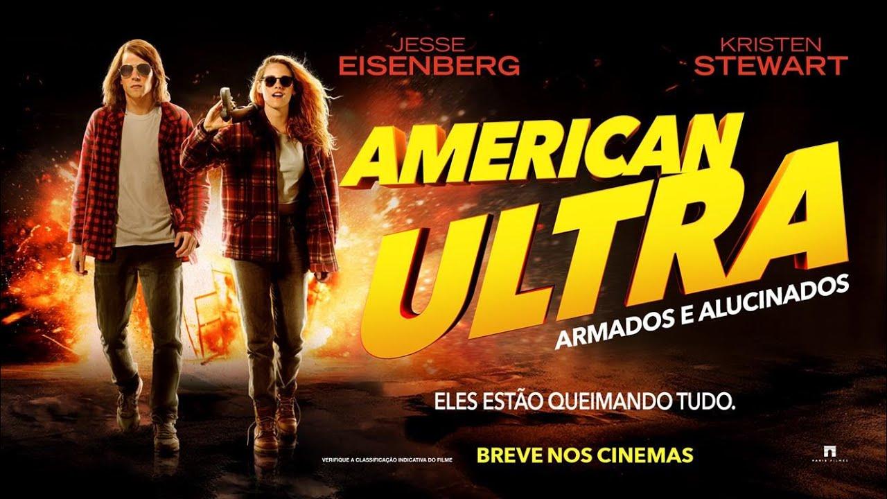 American Ultra: Armados e Alucinados - Trailer legendado