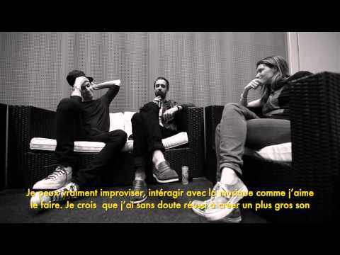 Interview Boys Noize & Friends - Part 1 with Para One